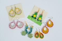 KJ006-Earings-KJ-Paper-Arts-Mr-Kersley-Jean-Tel-57626911-59873309-jeankersley@yahoo.com-