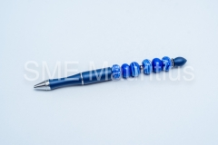 SKU1029-Metal-pen-with-murano-glass-beads-Studio-44-ltd-Mr-Jean-Claude-Desvaux-de-Marigny-Tel-59368660-contact@studio44mauritius.com-