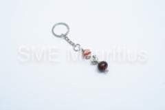 SKU1031-Key-ring-two-beads-and-dodo-Studio-44-ltd-Mr-Jean-Claude-Desvaux-de-Marigny-Tel-59368660-contact@studio44mauritius.com-